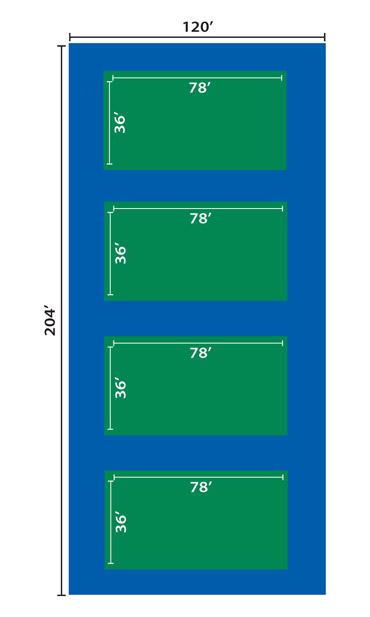 single court
